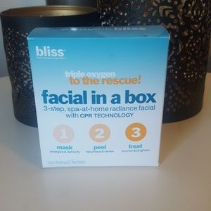 Bliss facial in a box - triple oxygen